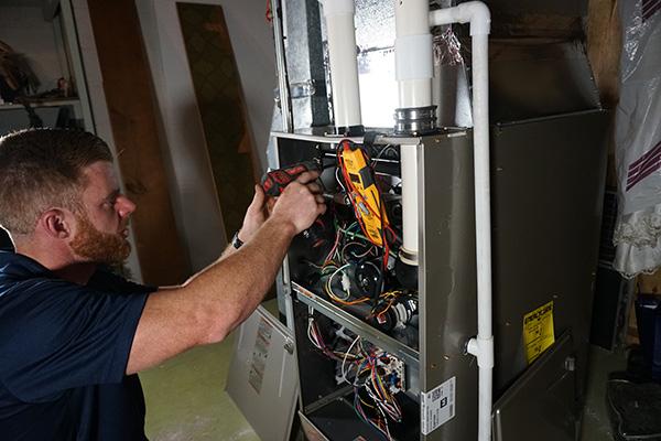 Furnace Maintenance